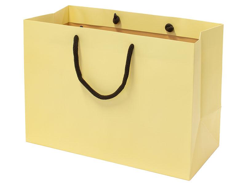 ブライダル紙袋L エンボス
