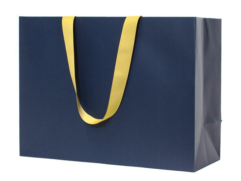 ブライダル紙袋Sサイズ ネイビー