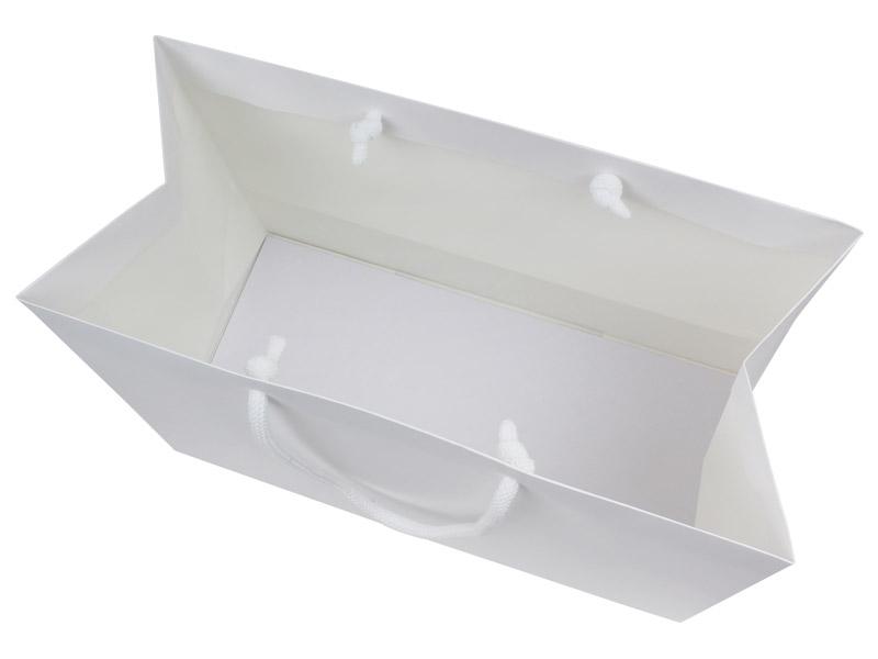 引き出物袋 ホワイト 参考画像